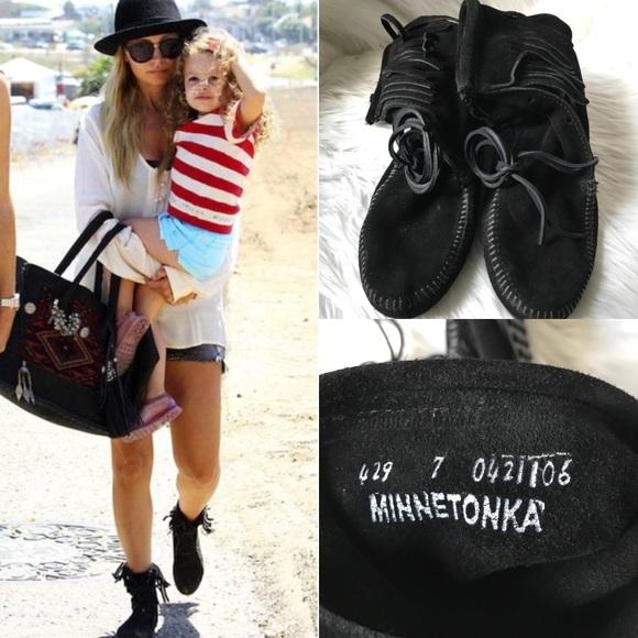 Minnetonka Shoes | Minnetonka Tramper